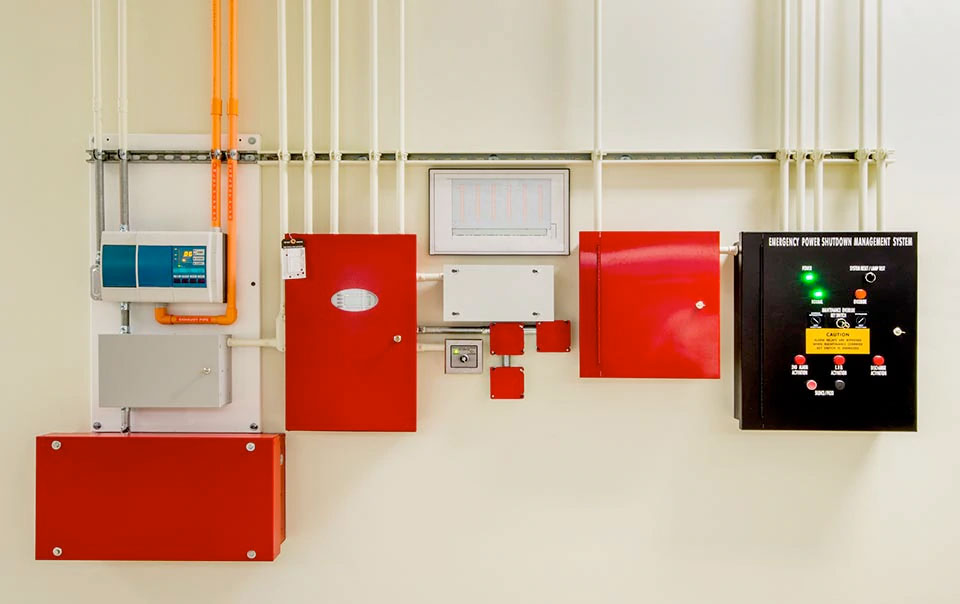 Business Property Protection: Fire Detection Systems